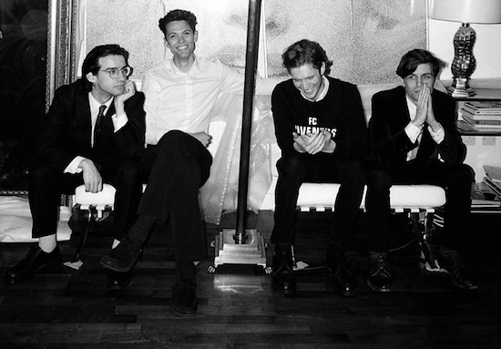 Spector band interview