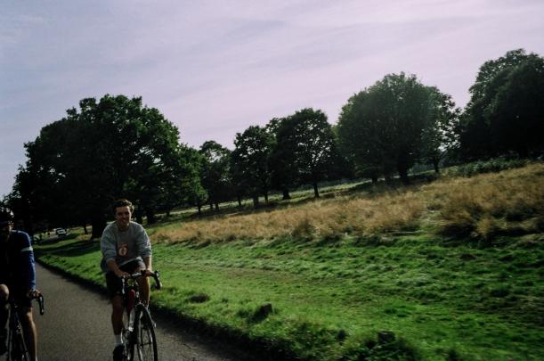 richmond park ride