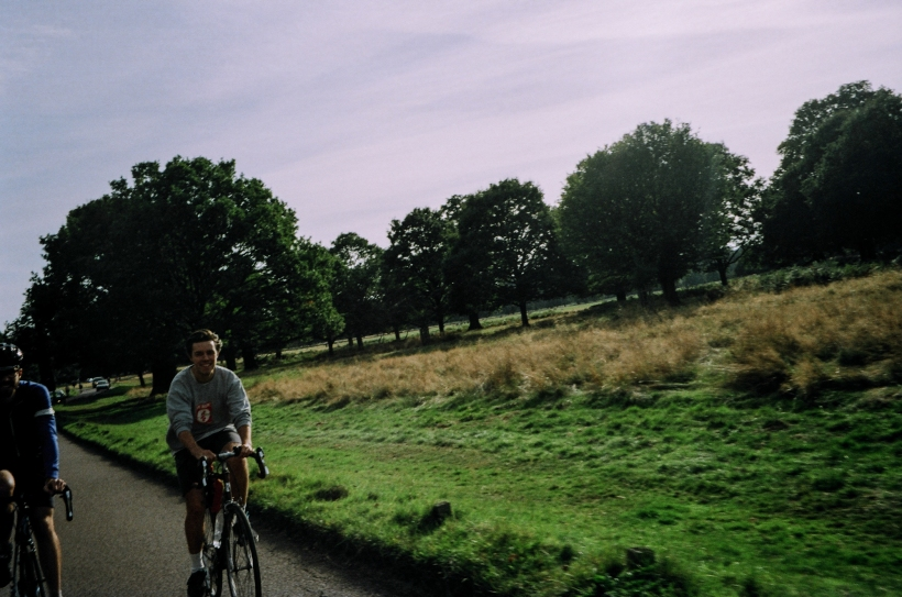 richmond park ride